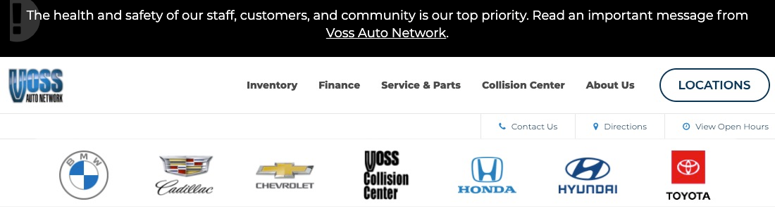 Voss Auto Network